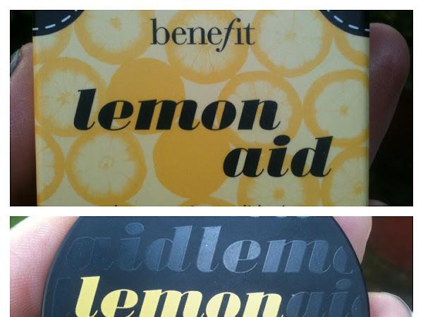 Lemon aid de Benefit (Review - Revisión)