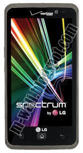 Spesifikasi LG Spectrum VS920
