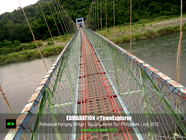 Ambalayat Hanging Bridge