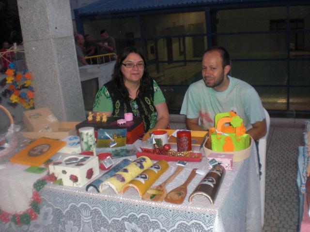 Feirinha em Vila D'Este 2011
