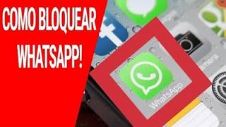 Bloquear Whatsapp,quando celular for roubado