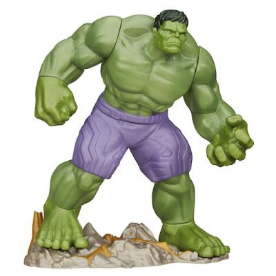 TOYS : JUGUETES - PLAYMATION  Marvel Avengers - Hulk  Hero Smart Figure | Figura - Muñeco   Producto Oficial Disney 2015 | Hasbro B2854 | A partir de 6 años  Comprar en Amazon