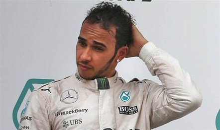 Hamilton leaves nothing to chanced