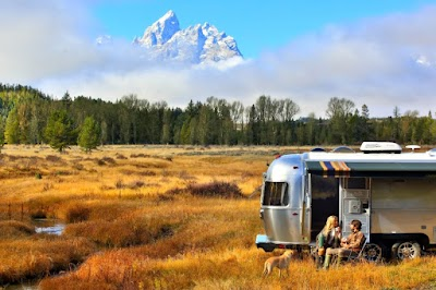 Airstream Limited Edition Honors National Parks