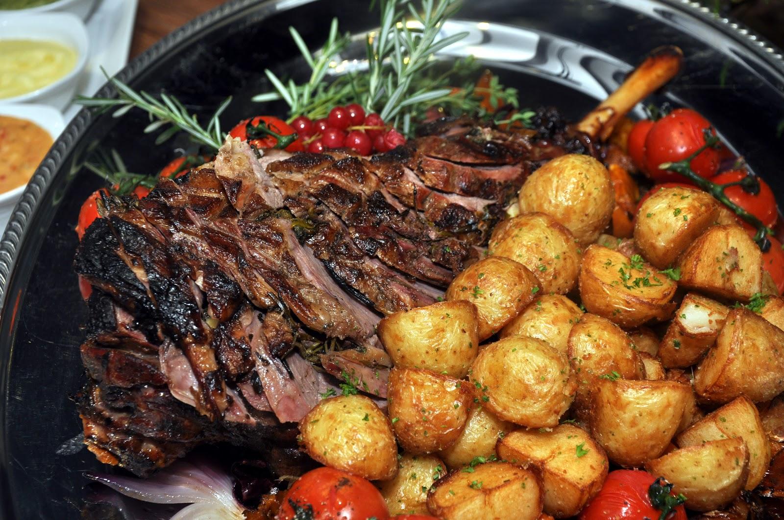 roasted+honey+mustard+Australian+leg+of+lamb.jpg (1600×1063) | Food ...