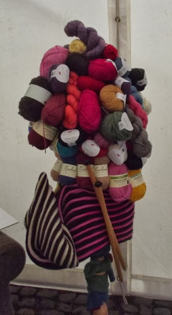 Kendal Wool Fest PicKnit Low Sizergh Barn
