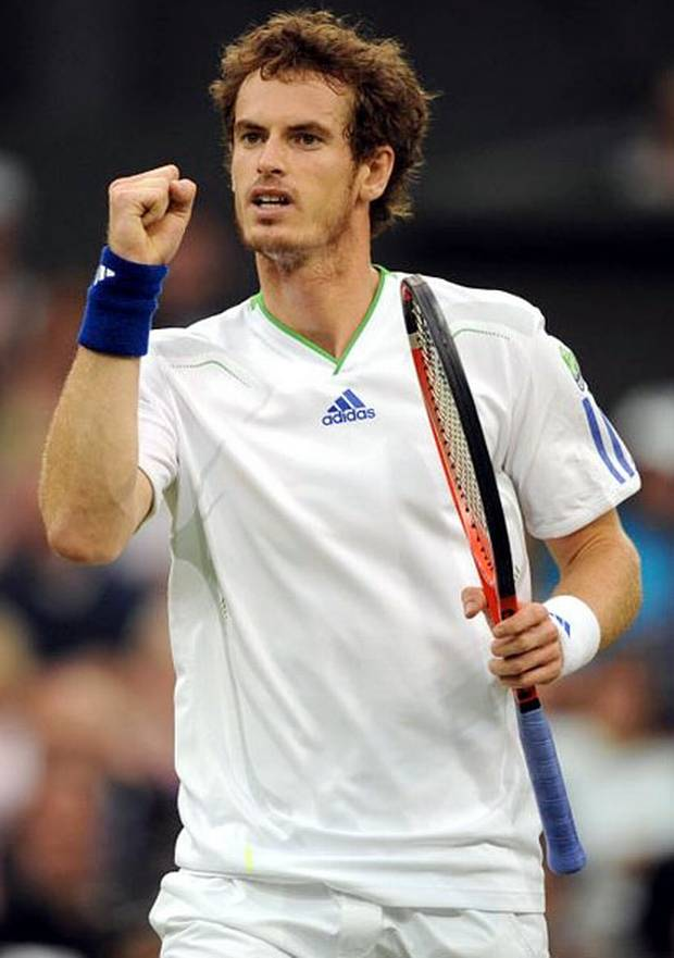 Andy Murray Profile and Latest Photos-Images   Sports Stars