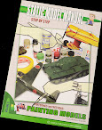 Review: Static Model Manual Volume 6 - Painting Models - Materials and methods