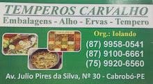 Tempero Carvalho