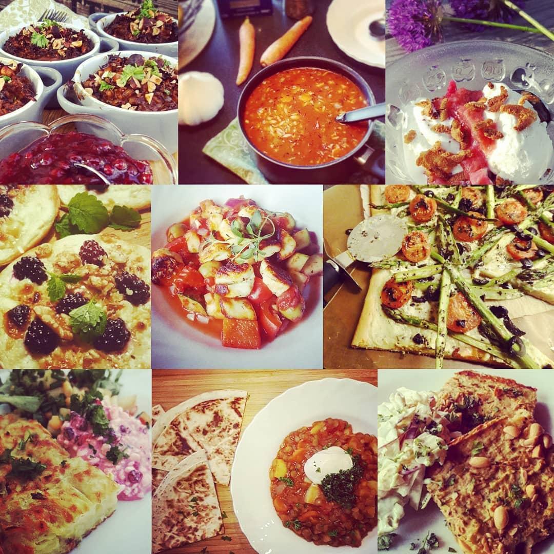 Vegetarisk vecka 2