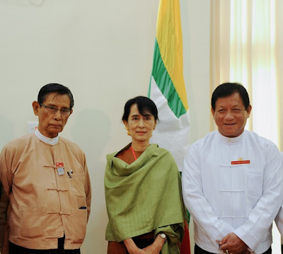 >Burma sets parliamentary by-election for April 1