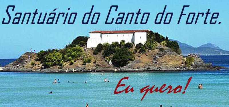 Santuário do Canto do Forte - Vamos preservar?