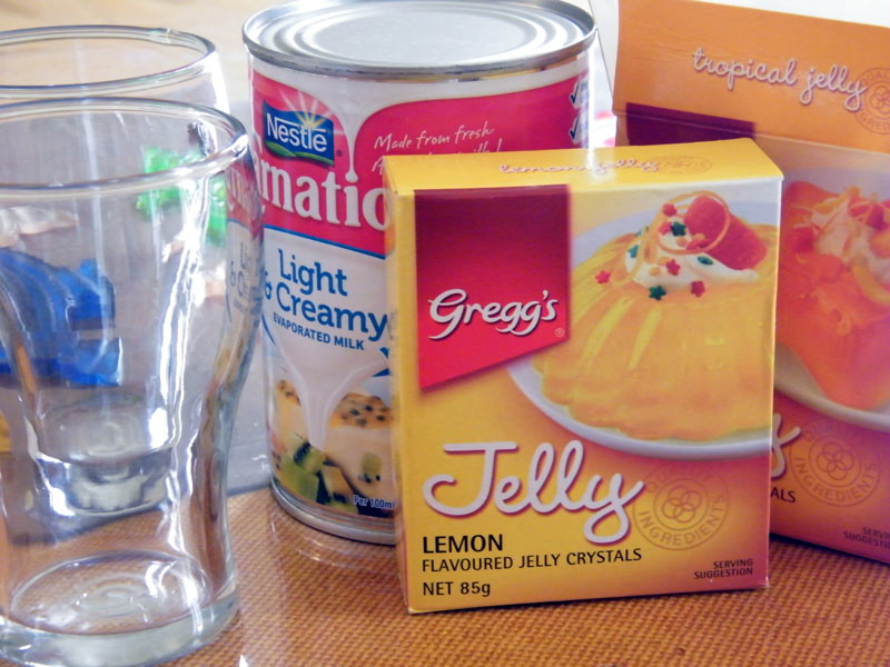Gelatin Recipes Desserts to Make This Really Easy Dessert Simply Cook The Gelatin as Per