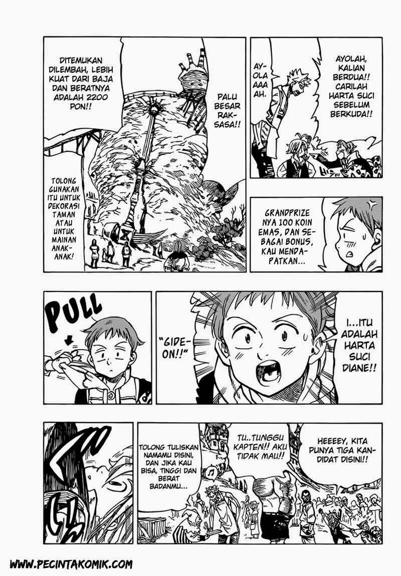 Nanatsu No Taizai Chapter 30-15