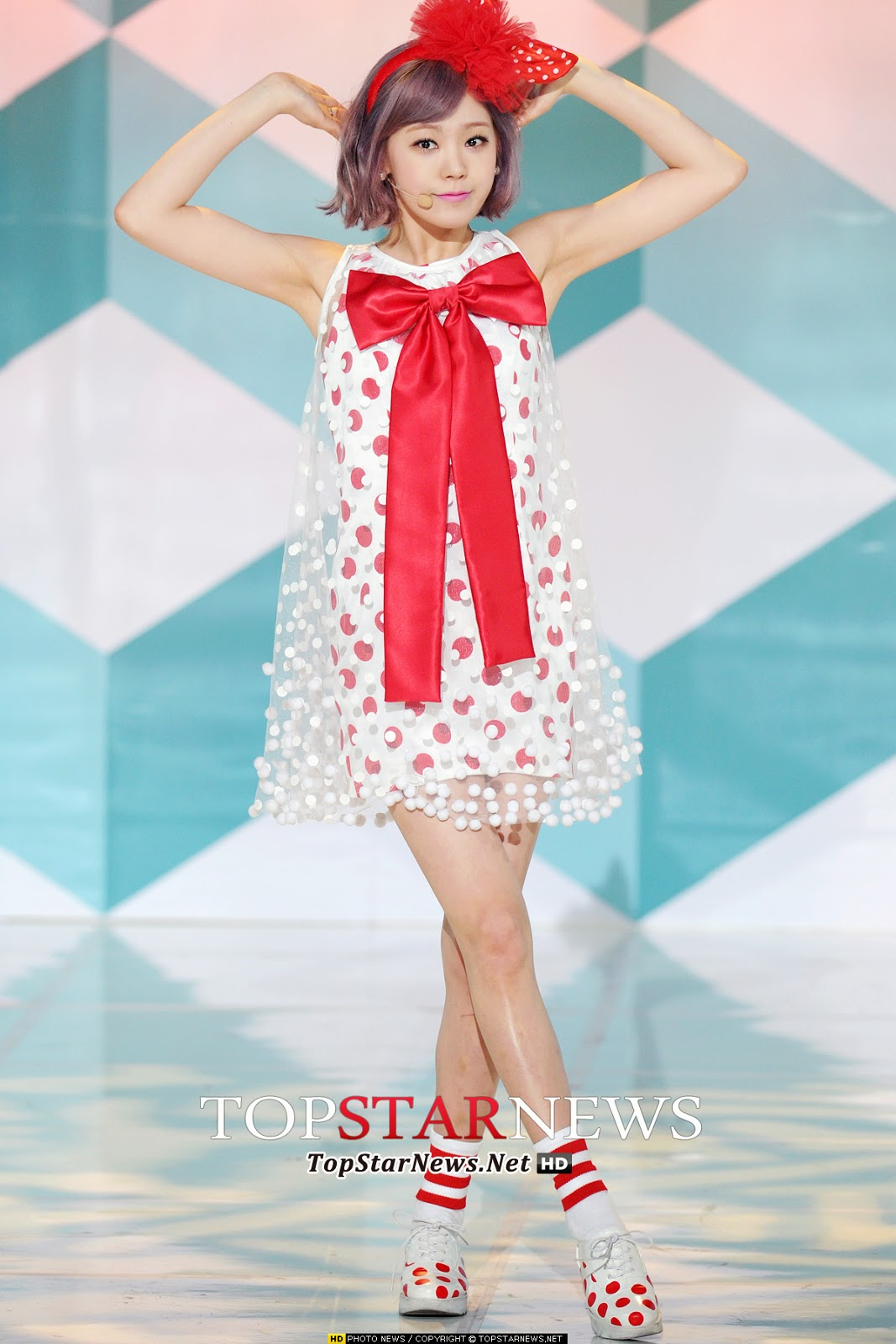 The gallery for --> Orange Caramel Catallena Nana