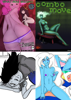 Adventure Time Doujins 2