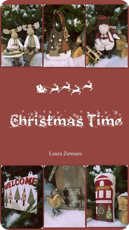 Christmas Time by Laura Countrystyle
