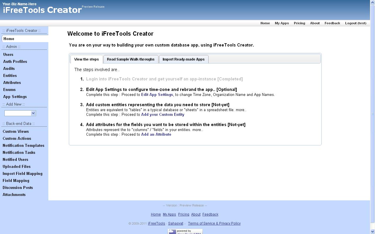 ifreetools creator user guide creating your app instance in rh help creator ifreetools com trio band creator user guide psoc creator user guide