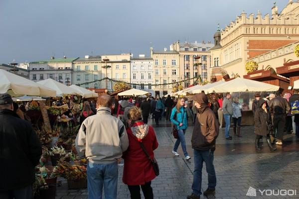 Kraków Wielkanoc