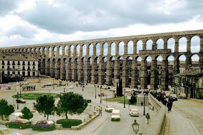 Segovia acueducto turismo