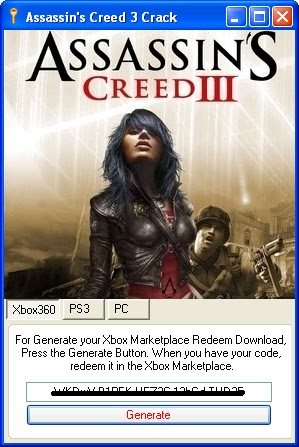 кряк для assassins creed 1