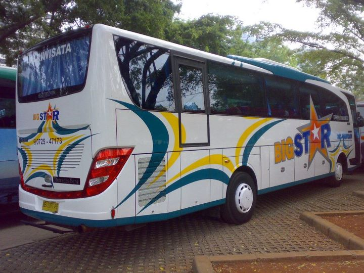 PO Bigstar - Jetbus by Adi Putro