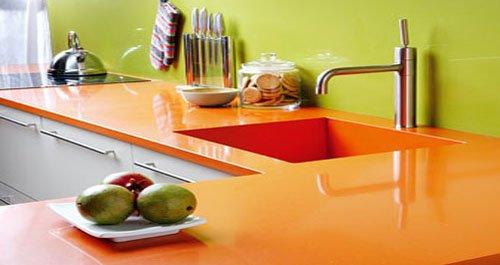 Encimera de cuarzo para la cocina - Compac colores encimeras ...