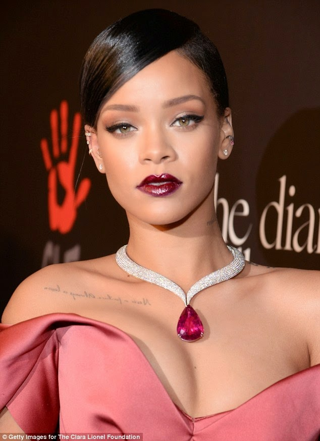 Rihanna May Be Pregnant For A Billionaire