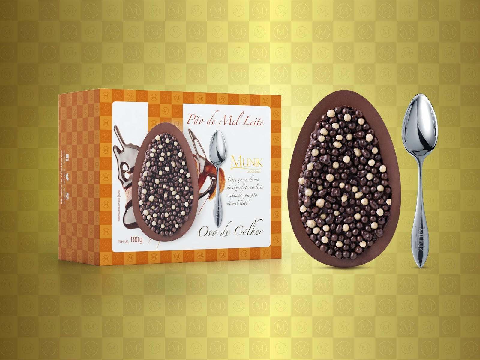 lançamento ovo de pascoa