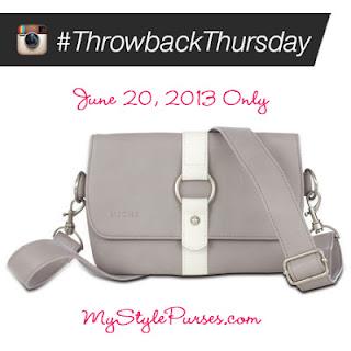 Miche Throwback Thursday - June 20, 2013 - Aimee Centura Bag $17.48