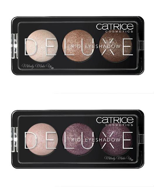 Deluxe trio eyeshadow catrice