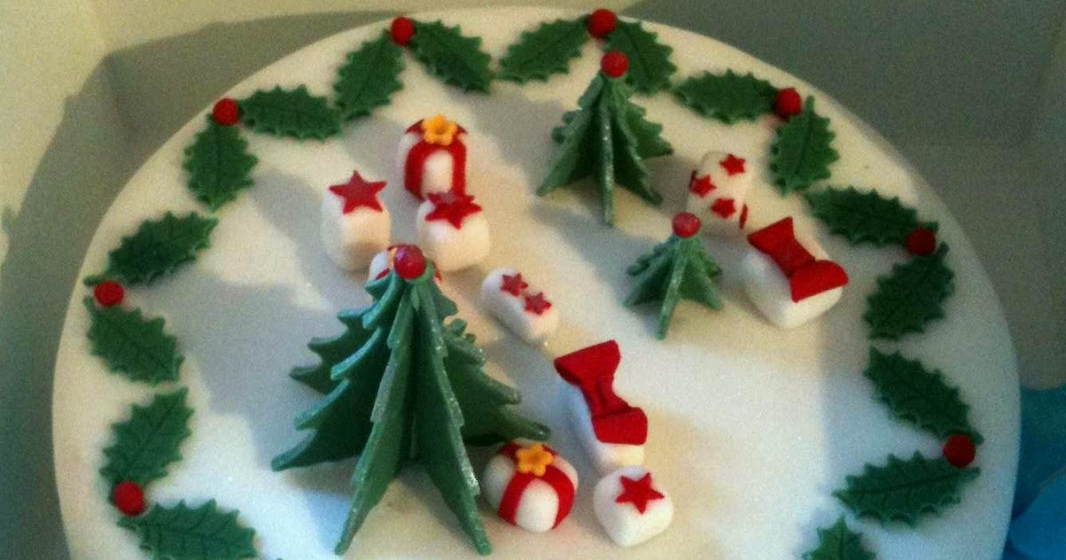 Christmas Sheet Cake Decorating Ideas : christmas cake decorations Christmas Ideas