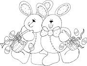 Más material e información para pascuas: bunniesm
