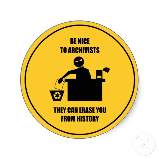 keep calm and hug an archivist