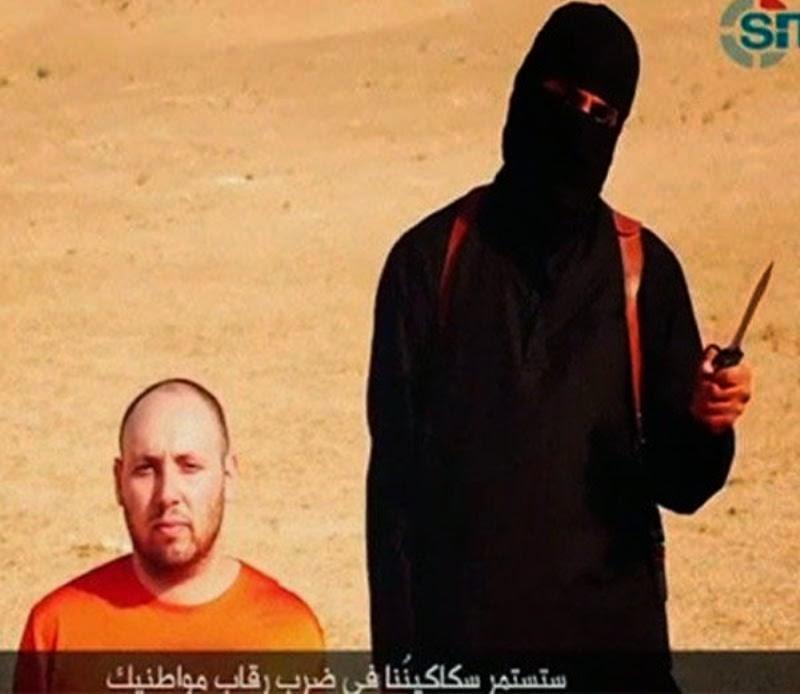 Head Cut Off Video Isis Again Cut Off The Head of