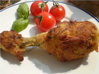 Pollo croccante  ricetta peruviana di pollo fritto