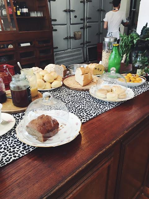 PANES Y tostadas
