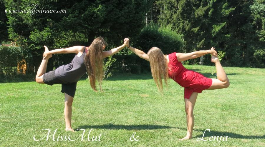 Waldelfentraum: Yoga mit MissMut