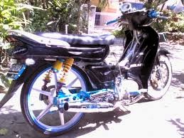 Foto Modifikasi Honda Grand