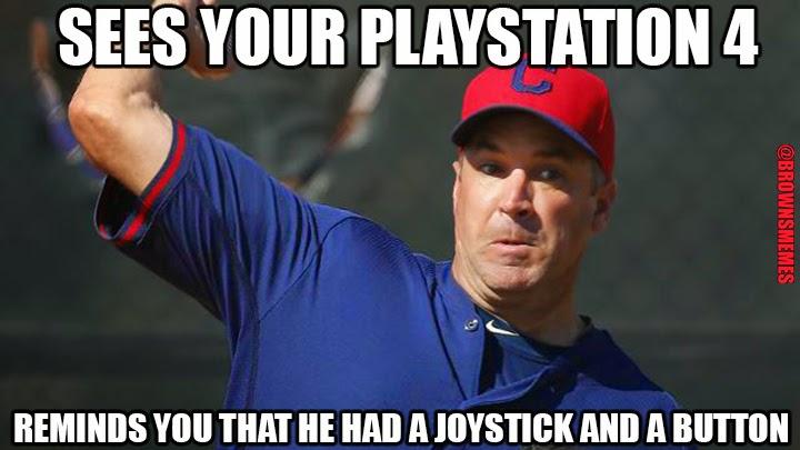 Cleveland Indians Memes Scott Atchison #OldManAtchison