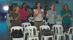 REUNIÃO DA REDE DE MULHRES EM AÇÃO