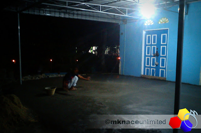 mknace unlimited™ | Kerja kerja terakhir