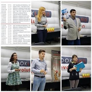 Conferintele practice pentru tineri  BookLand evolution  Craiova - ziua1