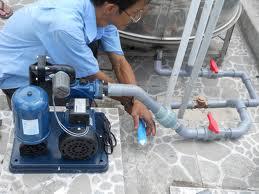 Sửa máy bơm nước tăng áp tại Hà Nội