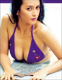 foto sexy bikini Tina Azahara
