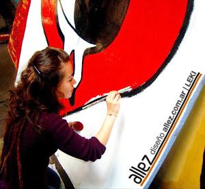 Alejandra Leki - Diseñadora, Artista Plástica