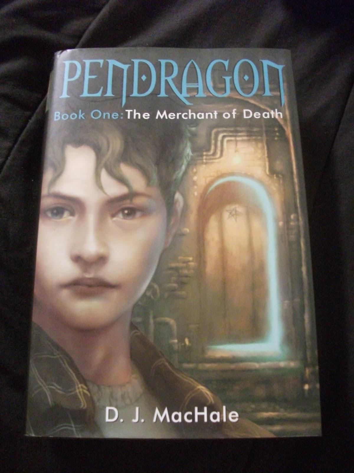 pendragon the merchant of death pdf