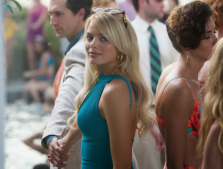 Wolf Of Wall Street Naomi In the wolf of wall street