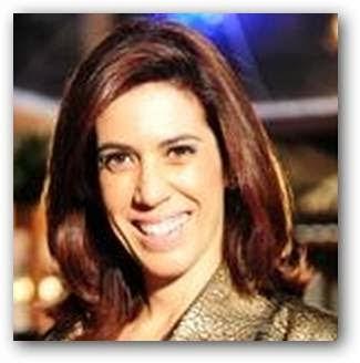 La actriz Maria Clara Gueiros es Bibi  Abigail Castelani en Insensato Corazón