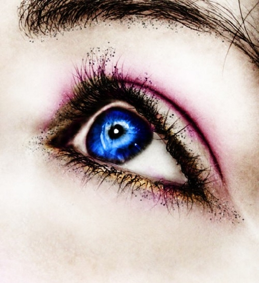 eye makeup tips with pictures. eye makeup ideas for blue